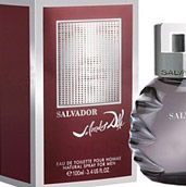 graphisme packaging parfum salvador